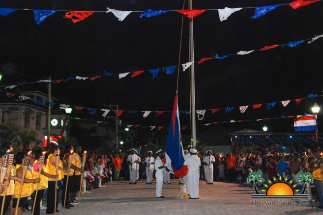 Independence Eve Belize September 20 Ceremony-14