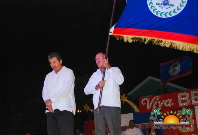 Independence Eve Belize September 20 Ceremony-19