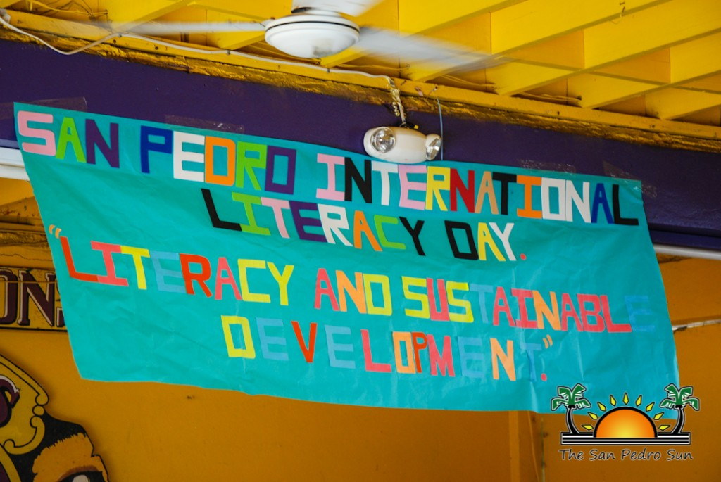 International Literacy Day San Pedro-3