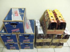 Contraband Beers