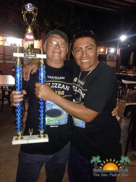 Darts Tournament San Pedro Champions-2