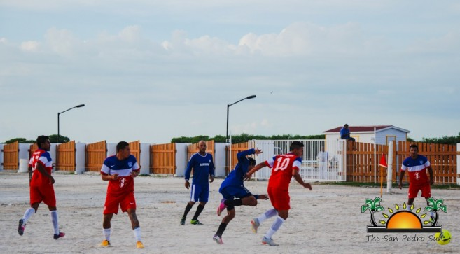 First Round of 5-a-side Football-8