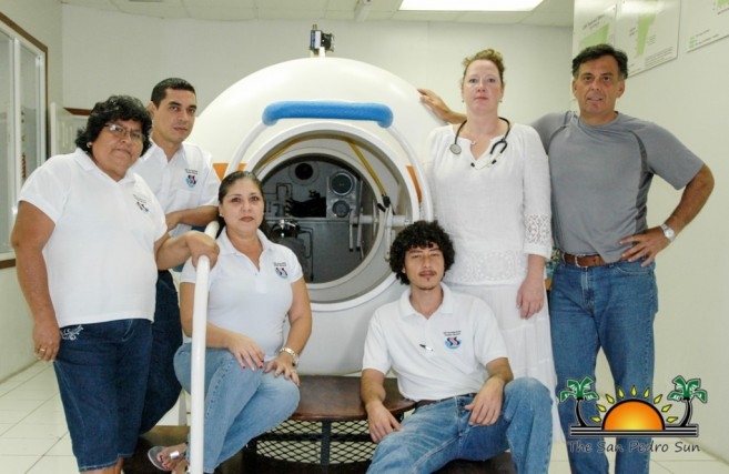 Hyperbaric Chamber-1