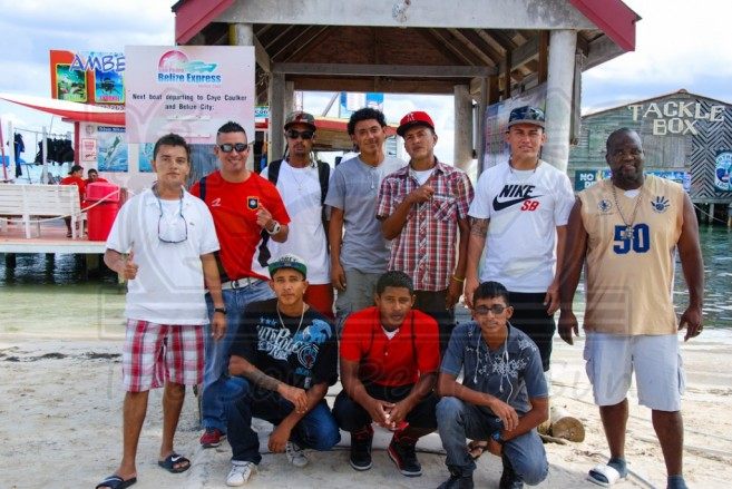 Belize National Beach Soccer Team-1