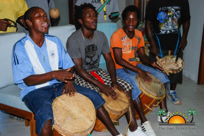 Garifuna Drumming Business Entertainment-5