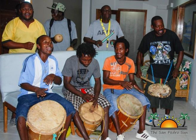 Garifuna Drumming Business Entertainment-7