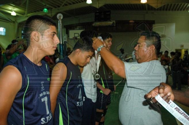 National Volleyball Tournament San Pedro Loss-12