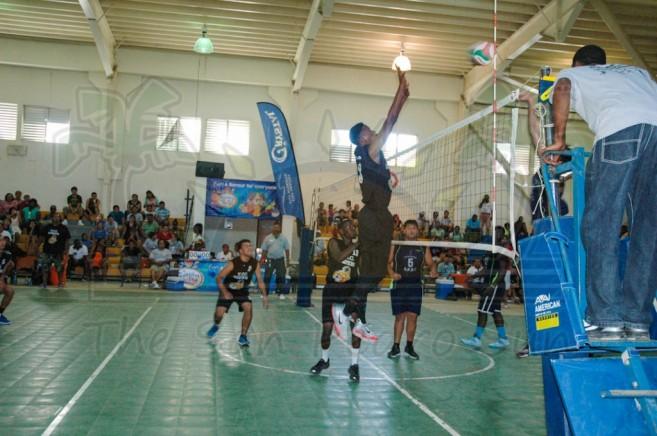 National Volleyball Tournament San Pedro Loss-7