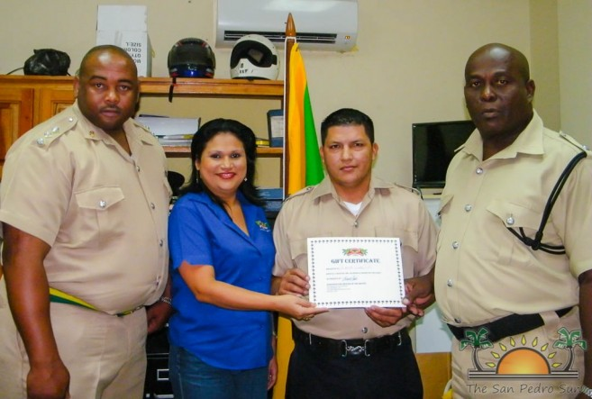 Officer of the Month Victor Tush (1 of 3)