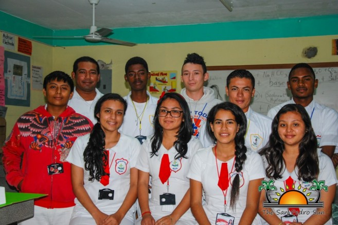 SPHS Sagicor Students Project-2