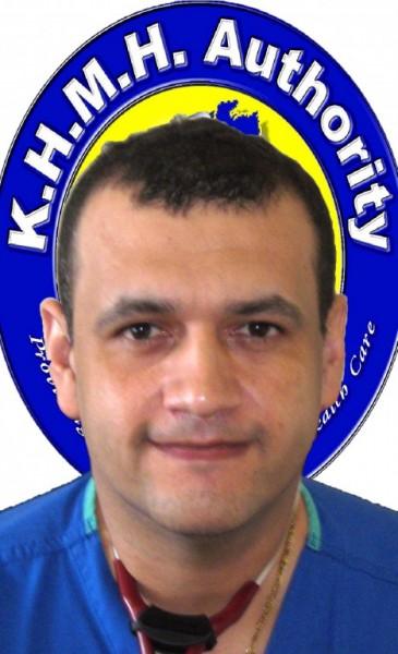 Dr Pedro Arriaga