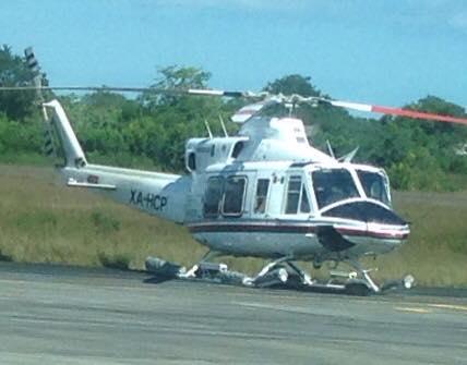49 Pexmex chooper in Belize