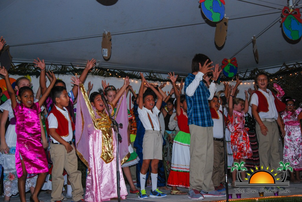 Island Academy Christmas Pageant Around the World-9