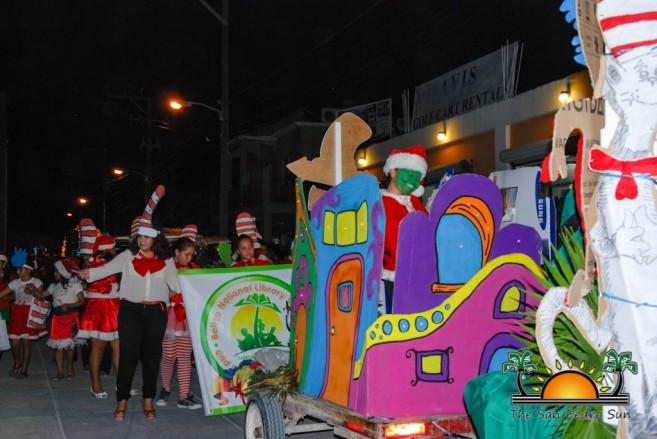 Love FM Christmas Parade-9