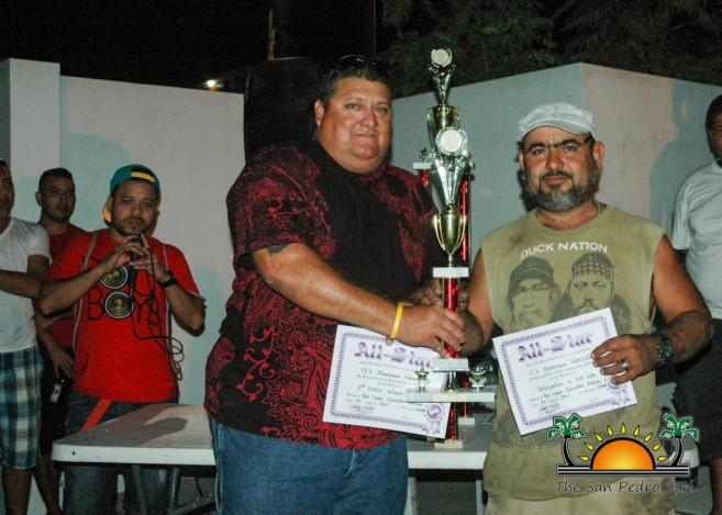 FC Aluminum Fabricators- 3rd place champions