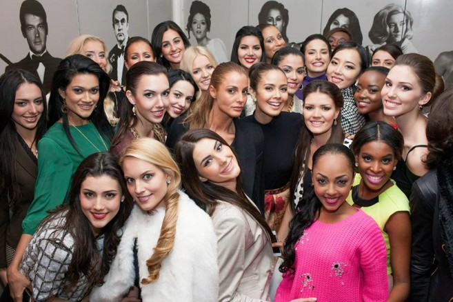 Raquel Alejandra Badillo Miss World London-7