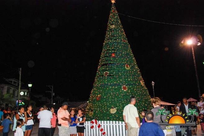 San Pedro Town Christmas Tree Lighting Ceremony-4