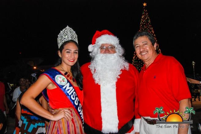 San Pedro Town Christmas Tree Lighting Ceremony-6