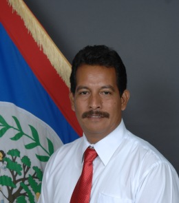 hon. pablo marin - minister of health