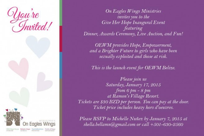 01 On Eagles Wings Ministries