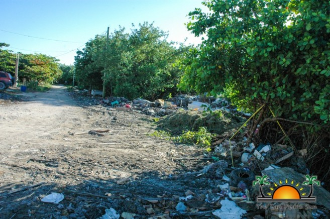 Altamar Garbage Dumping Continues-6