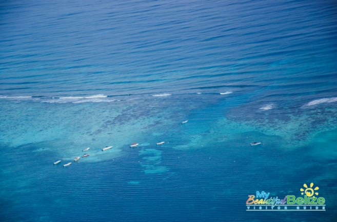Blue Hole Aerial Tour-21