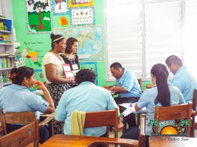 SPRCS Teacher Workshop CNU Students-2
