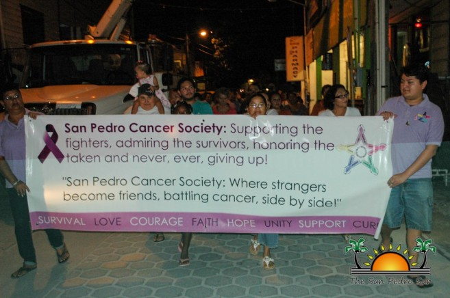 Cancer Awareness Walk-1