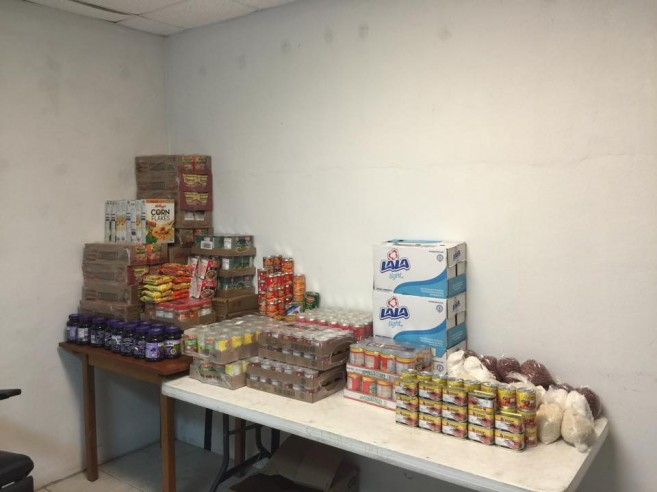 Donation to Food Bank-3