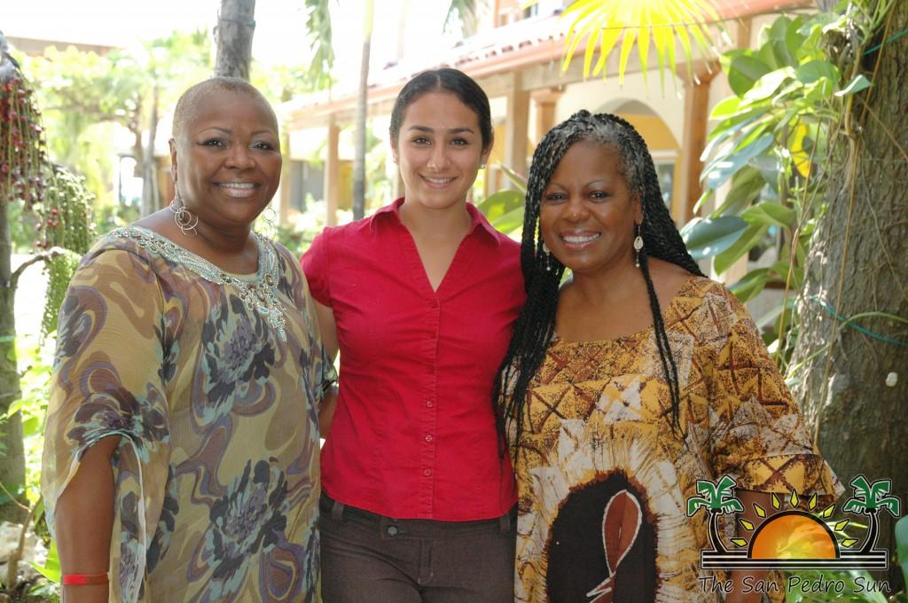 Belize black women