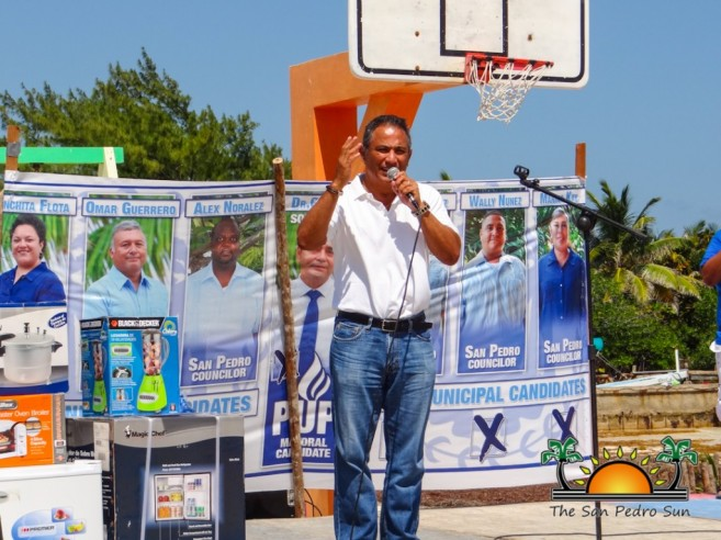 PUP Pre Election Rally Boca Del Rio-5