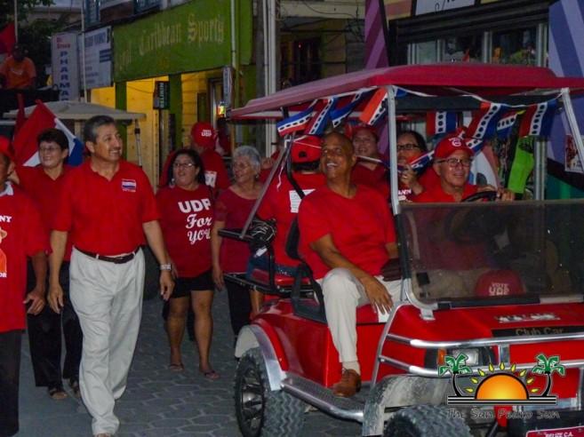 UDP Pre Election Rally Central Park-2