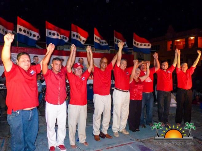 UDP Pre Election Rally Central Park-6