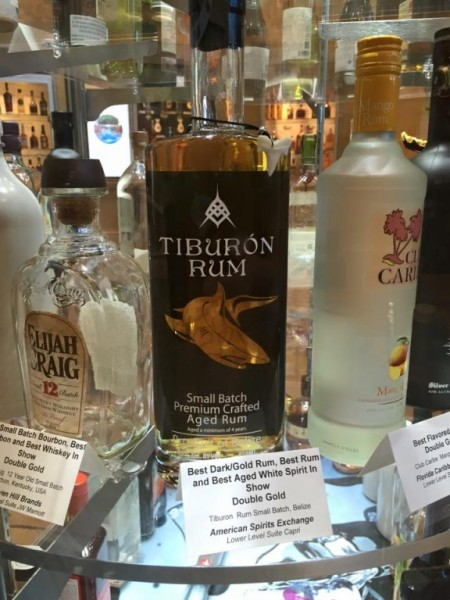 15 Belizean Rums win top prize-1