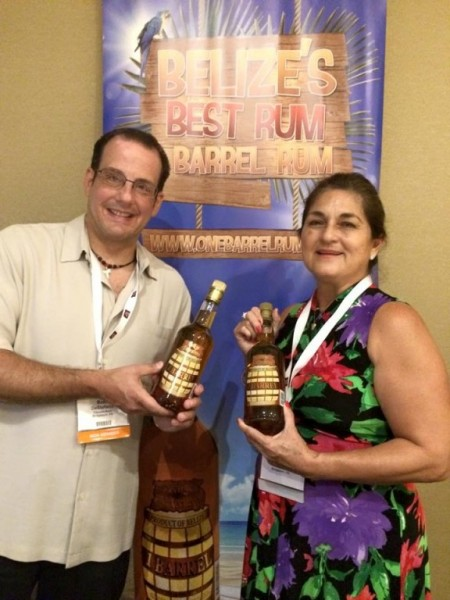 15 Belizean Rums win top prize-2