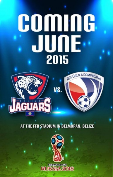 17 Belize Jaguars vs Domincan Republic