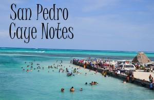 Caye Notes