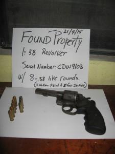 Found Property San Mateo area