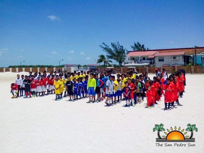 San Pedro Children Football Marathon-10