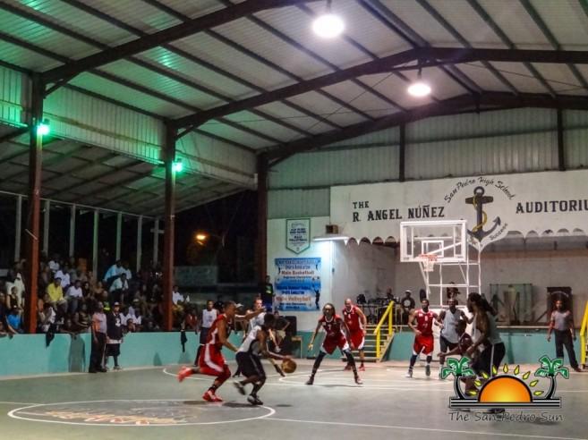San Pedro Tiger Sharks Cayo Western Ballaz-4