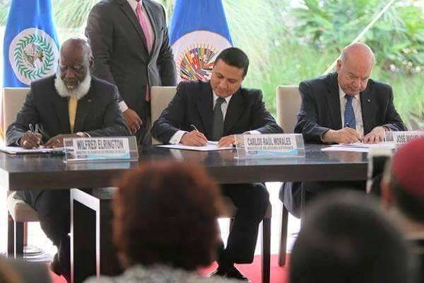 21 Foreign Ministers Amend ICJ Refurendum