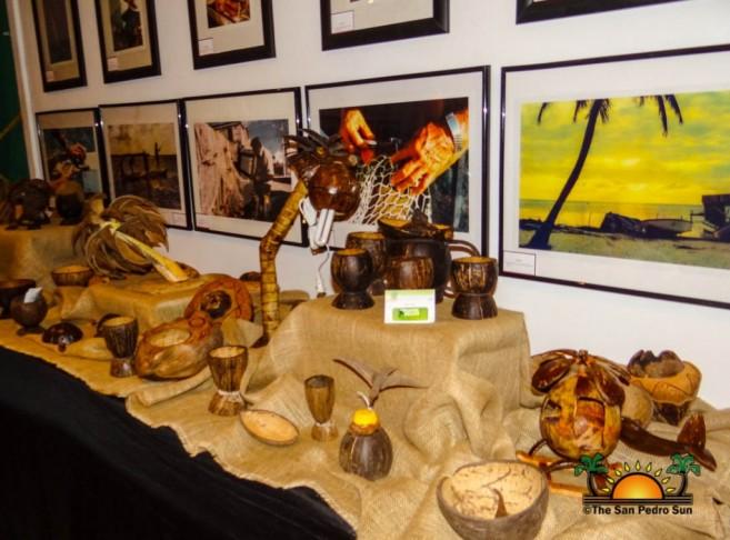 San Pedro House of Culture Coconutz Exhibit-5