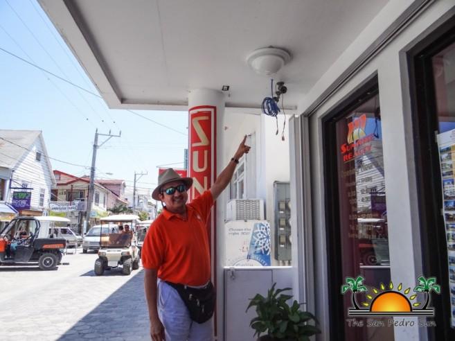 Street Cameras SPTC-1