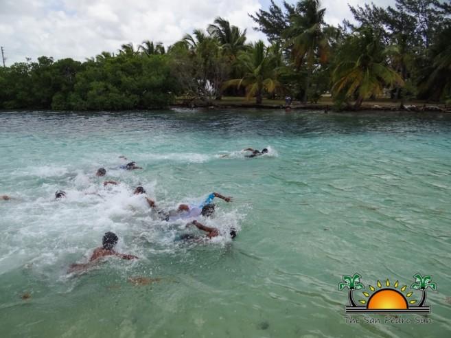 Triathlon 2015 Reef Week-1