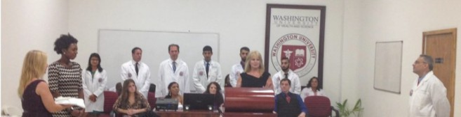 WUHS White Coat Doctor Ceremony-1
