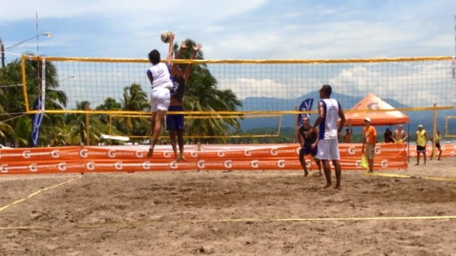 Beach Volleyball Belize Selection-1