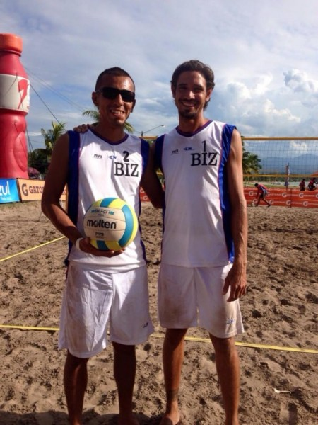 Beach Volleyball Belize Selection