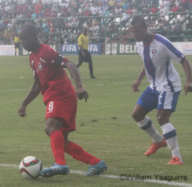 Belize vs Dominican Republic-7