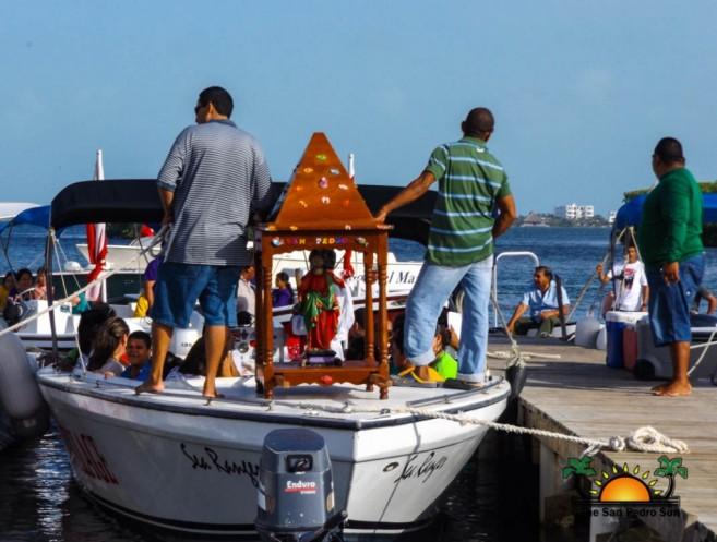 Dia de San Pedro Boat Blessing-5