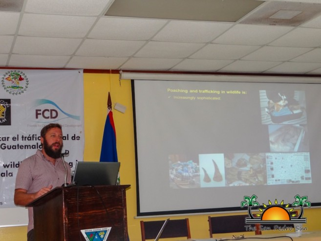 Illegal Wildlife Trade Conservation Seminar-2